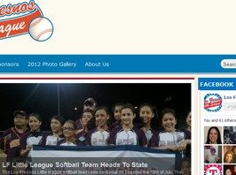 Los Fresnos Little League