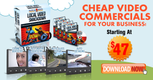 Cheap Video Commercial Production