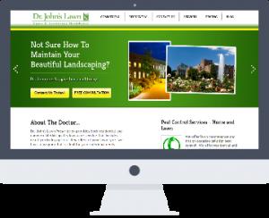 Dr Johns Lawn-Project