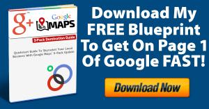 Google 3 Pack Maps