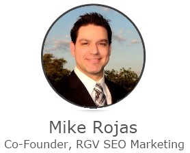 Mike Rojas-RGV SEO Performance Marketing