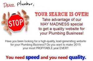 Plumbing Website Design-2